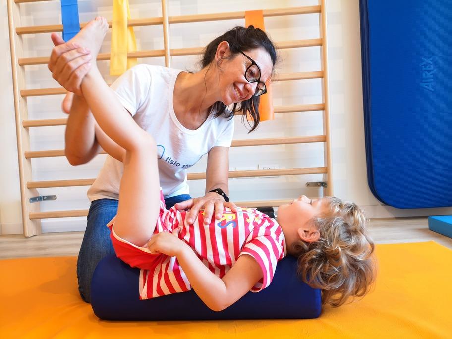 fisio start paziente bambino