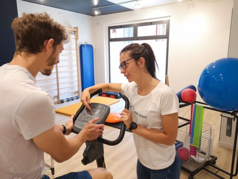 fisio start riabilitazione sportivo