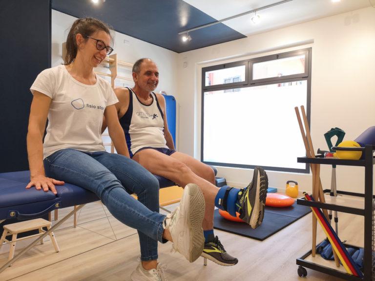fisio start esercizi paziente